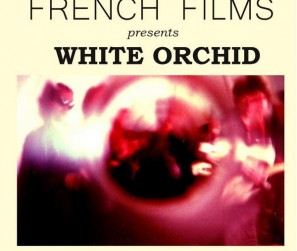 French Films - White Orchid